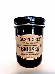 Bruiser Black and Blueberry Jam - Indie Indie Bang! Bang!