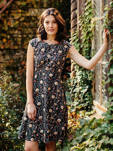 Marseille Dress Midnight - Indie Indie Bang! Bang!