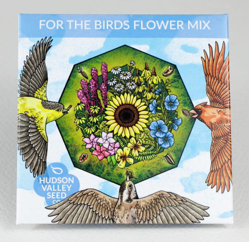 For the Birds Flower Mix Seeds - Indie Indie Bang! Bang!