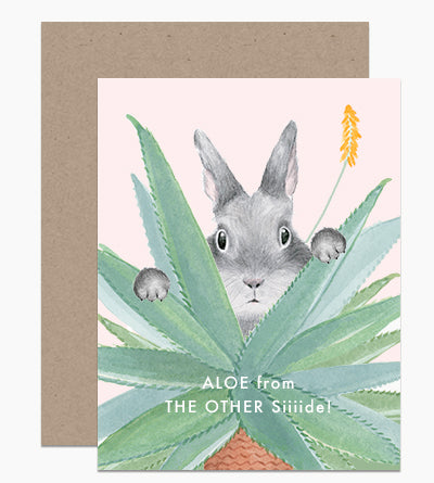 Aloe from the other Siiide Card - Indie Indie Bang! Bang!