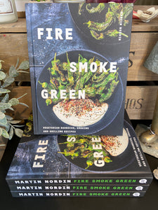 Fire Smoke Green: A Vegetarian Cookbook - Indie Indie Bang! Bang!