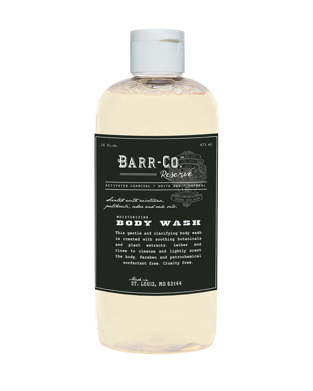 Barr-Co. Reserve Scent Body & Hand liquid Wash - Indie Indie Bang! Bang!