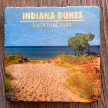 Load image into Gallery viewer, Indiana Dunes Coaster - Indie Indie Bang! Bang!