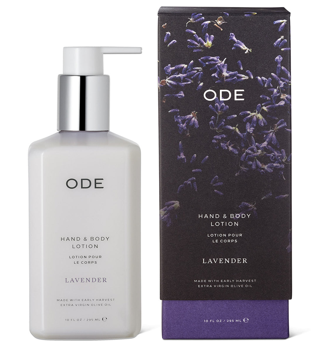 Ode Lavender Hand & Body Lotion - Indie Indie Bang! Bang!