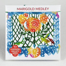 Load image into Gallery viewer, Marigold Medley Seeds - Indie Indie Bang! Bang!