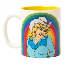 Dolly  - Ceramic Mug - Indie Indie Bang! Bang!