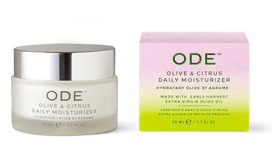 Ode Olive & Citrus Daily Moisturizer - Indie Indie Bang! Bang!