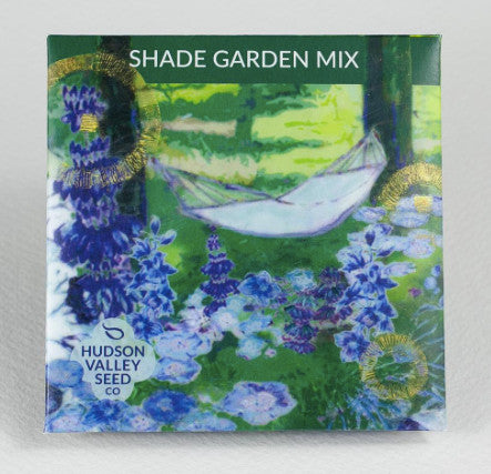 Shade Garden Mix Seeds - Indie Indie Bang! Bang!