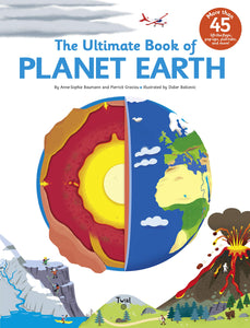 The Ultimate Book of Planet Earth - Indie Indie Bang! Bang!