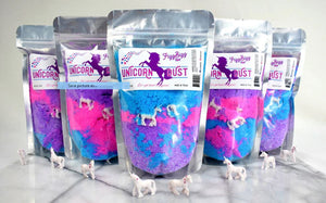 Unicorn Dust Bathtime Salts - Indie Indie Bang! Bang!