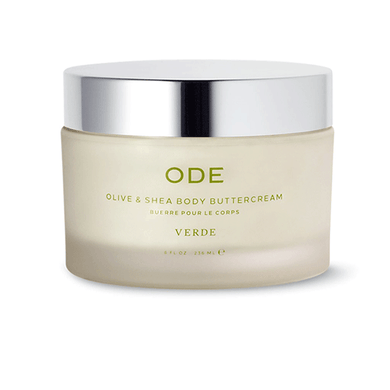 Ode Verde Olive & Shea Body Buttercream - Indie Indie Bang! Bang!