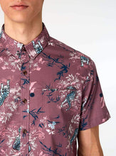 Load image into Gallery viewer, WIld Thoughts Short Sleeve Shirt - Indie Indie Bang! Bang!