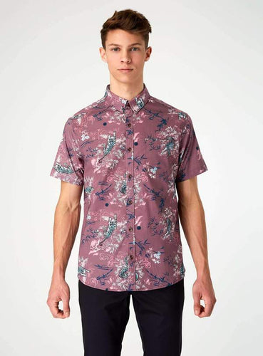 WIld Thoughts Short Sleeve Shirt - Indie Indie Bang! Bang!
