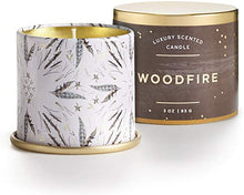 Load image into Gallery viewer, Woodfire Candle Tin - Indie Indie Bang! Bang!