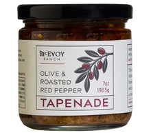 Load image into Gallery viewer, Olive & Roasted Red Pepper Tapenade - Indie Indie Bang! Bang!