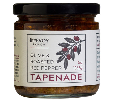 Olive & Roasted Red Pepper Tapenade - Indie Indie Bang! Bang!