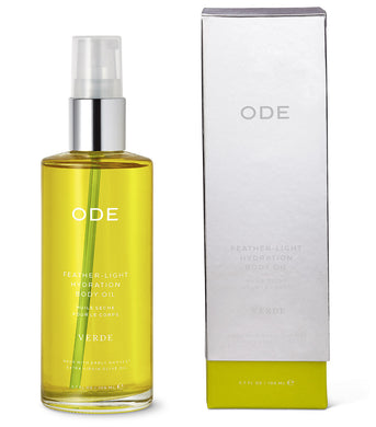Ode Verde Feather-Light Hydration Body Oil 3.7 fl oz - Indie Indie Bang! Bang!