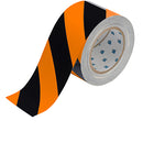 Brady Ts-101.60-514-Or/Bk-Str-Rl ToughStripe Floor Marking Tape 132435