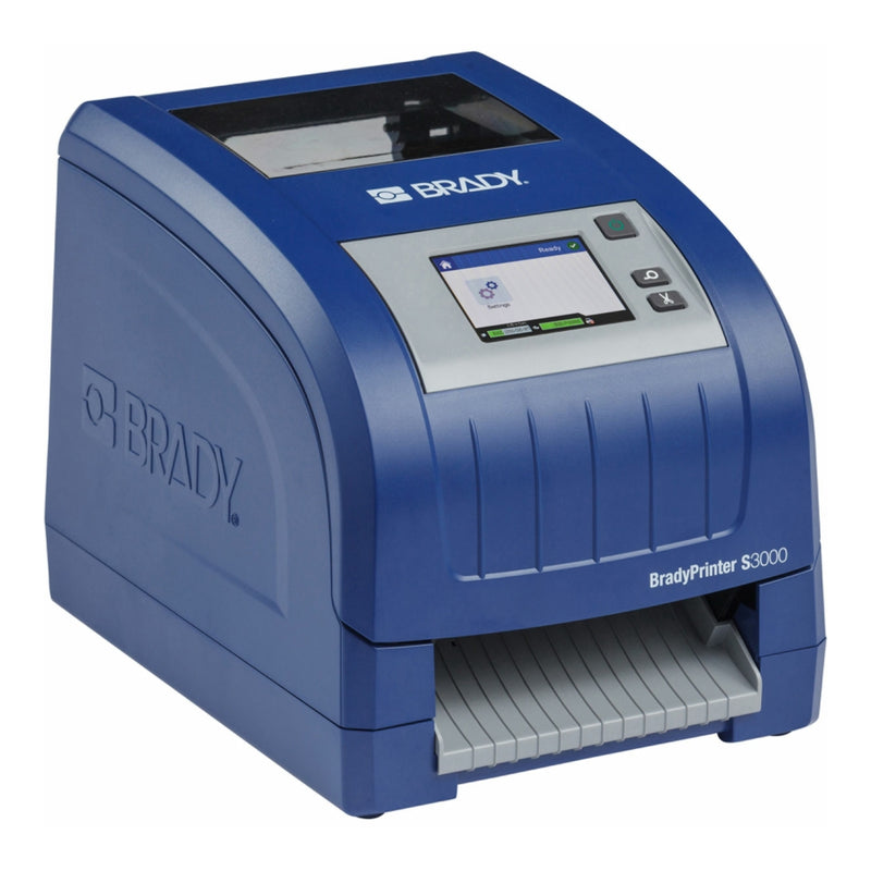 BradyPrinter S3000 Sign and Label Printer