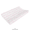 Heart Personalized Name Changing Pad Cover