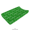 Script Personalized Name Changing Pad Cover