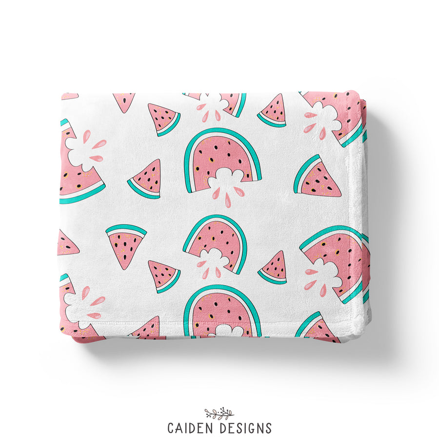 Watermelon Custom Blanket