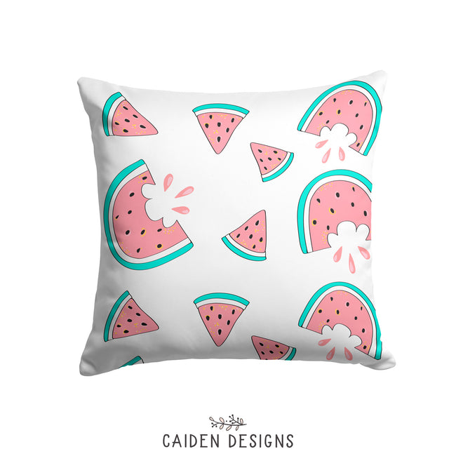 Watermelon Personalized Pillow