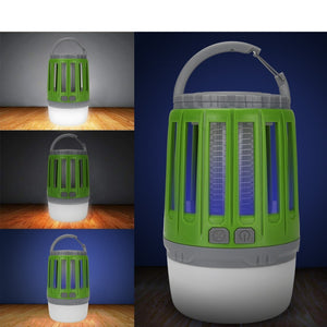 Rechargeable LED Mosquito Killer Lamp High/Low Light 360-400NM