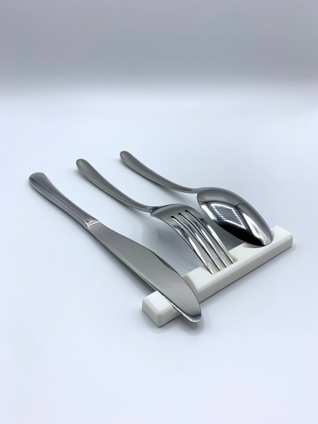 White Marble Utensil Rest™