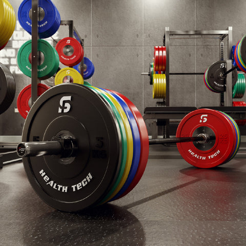 Elite Weightlifting Package