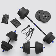 Home Fitness Kit Combo 25kg