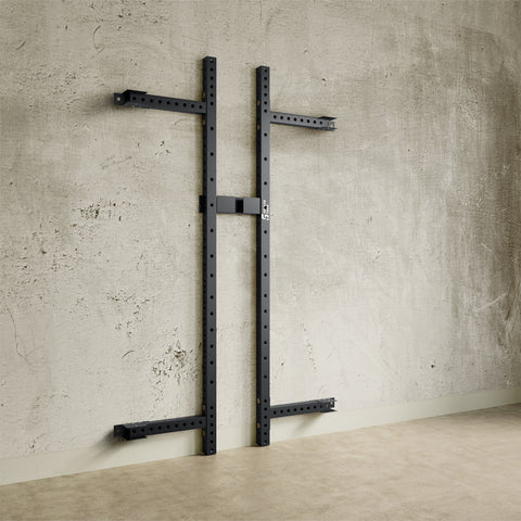 SF Foldable Wall Rack with Pull-up Bar