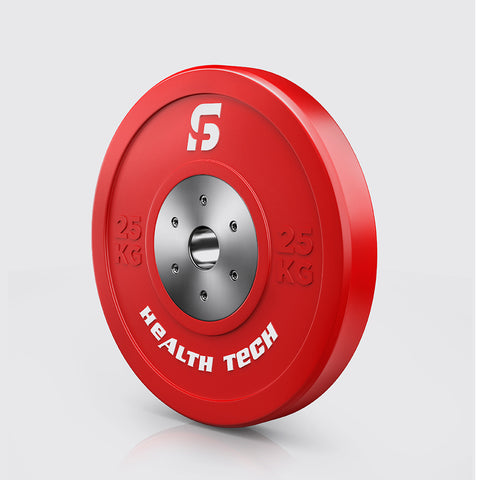 Olympic Rubber Bumper Plates - Pair