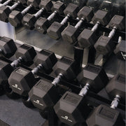 Hex dumbbells - Pair