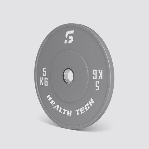 Rubber Bumper Plate Set 2.0