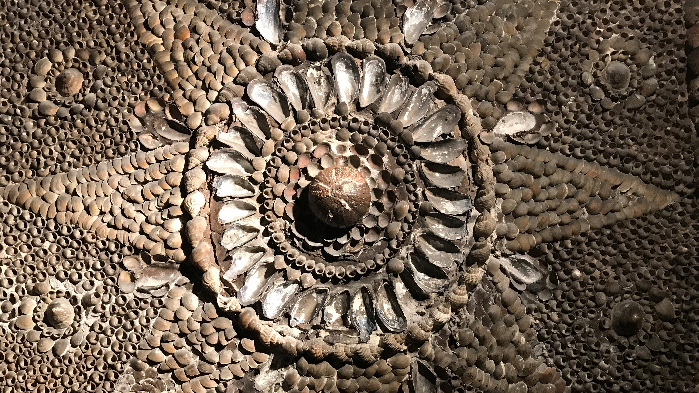 shell grotto margate seaside travel staycation