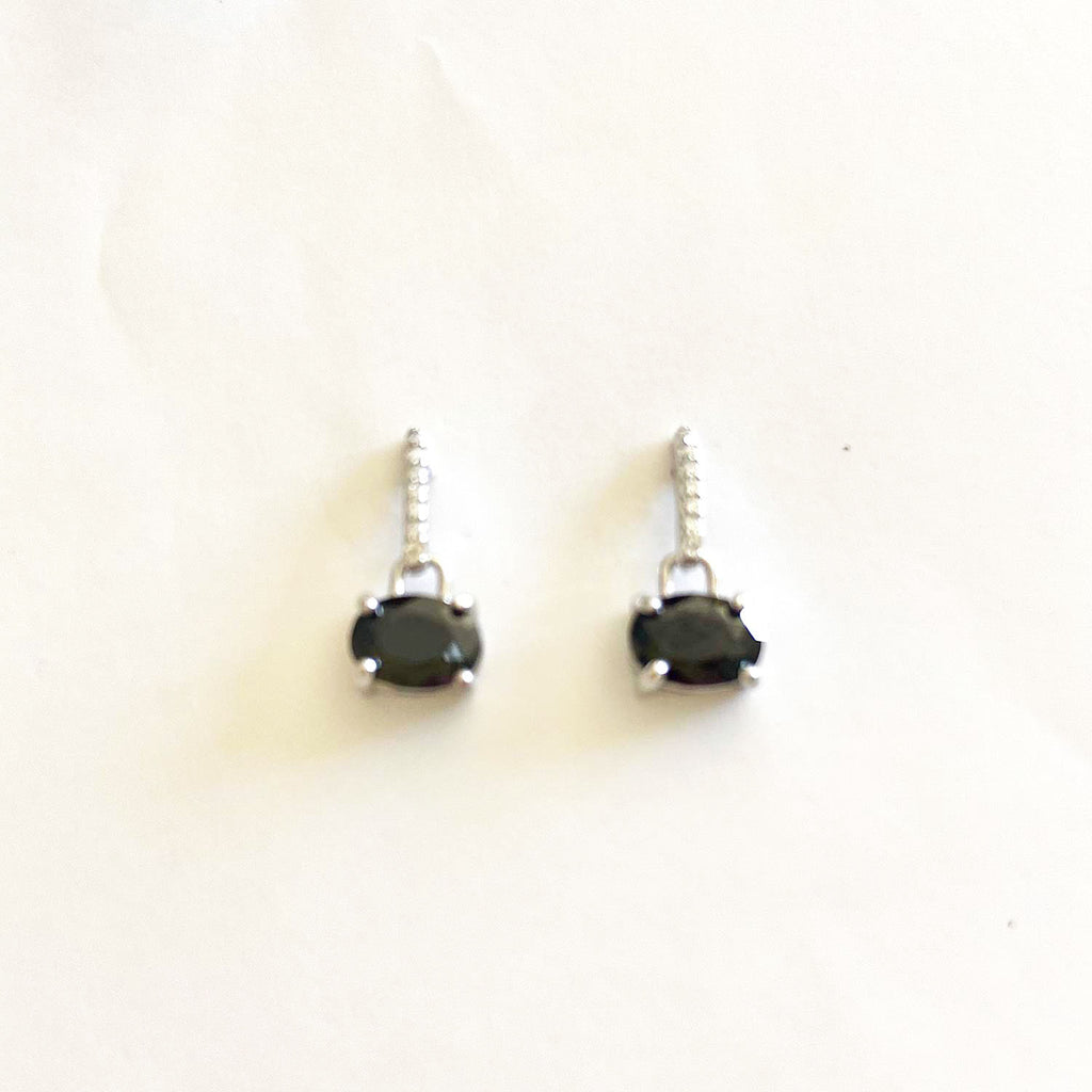 Gemstone Earrings