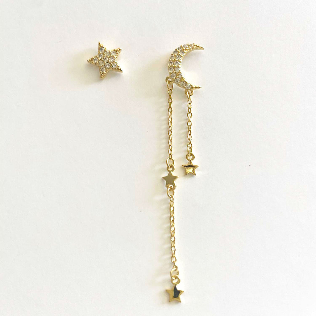 Fallings Star Earrings