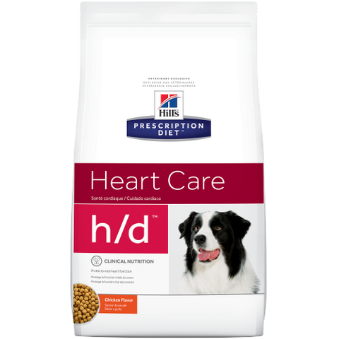 Alimento Hill's Heart Care Canine h/d