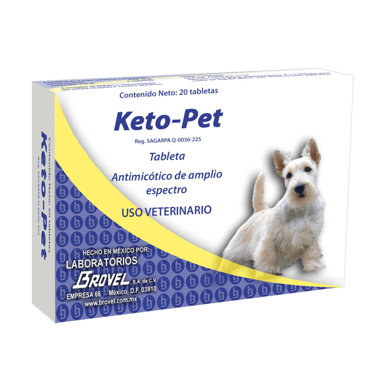Keto-Pet Tabletas