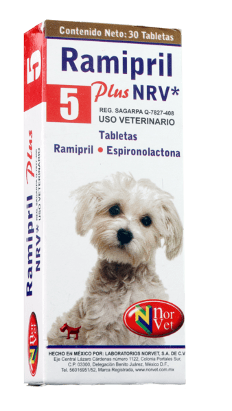 Ramipril Plus 5 Nvr Tabletas