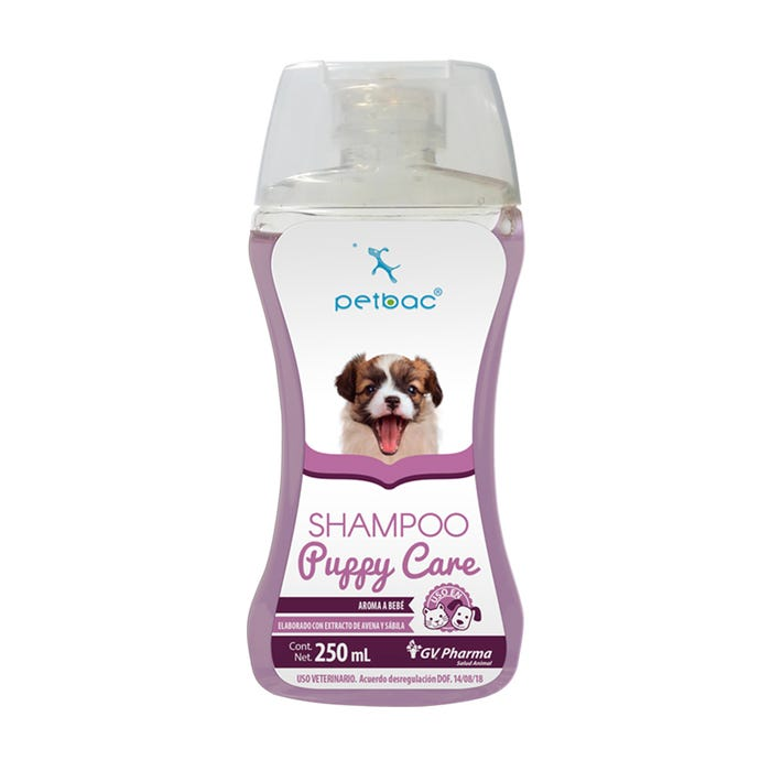 Shampoo Petbac Puppy Care 250ml