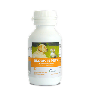 Block in Pets Suspensión Oral 60ml