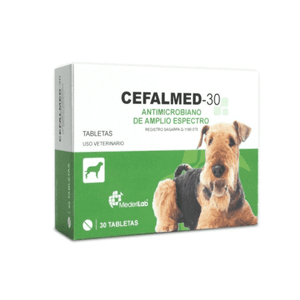 Cefalmed-30 1 Tableta