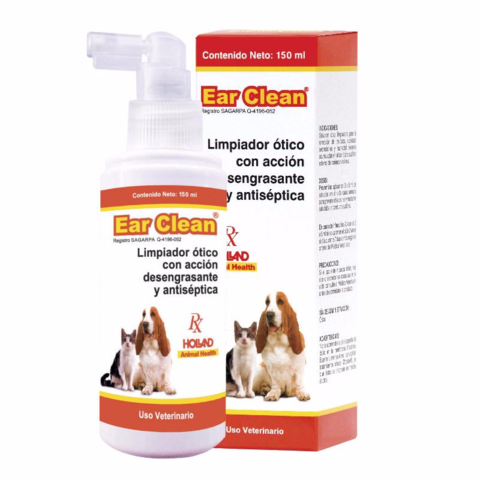 Ear Clean Limpiador Ótico 150ml
