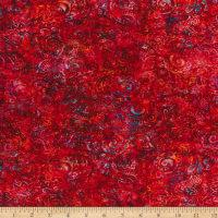 Gypsy Soul Red Marble