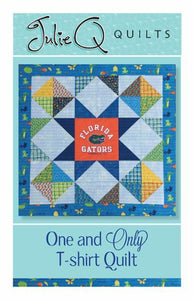 One and Only T-Shirt Quilt Pattern