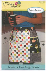 Cookin in Color Serger Pattern