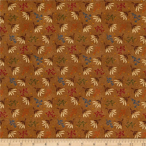 "Spiced 108""  Brown Quilt Backing"