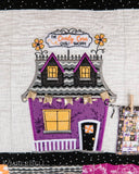 Kimberbell Embroidery CD Twilight Boo-Levard Bench Pillow
